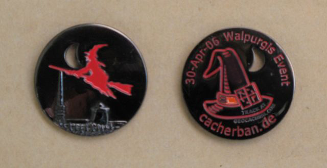 Walpurgis Event Coin 2006